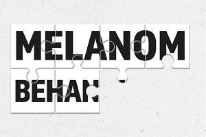 Poster adjuvante Melanom Therapie