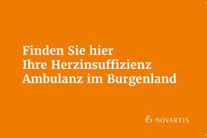 Ambulanzkarte Burgenland