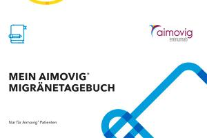 Aimovig® Migränetagebuch